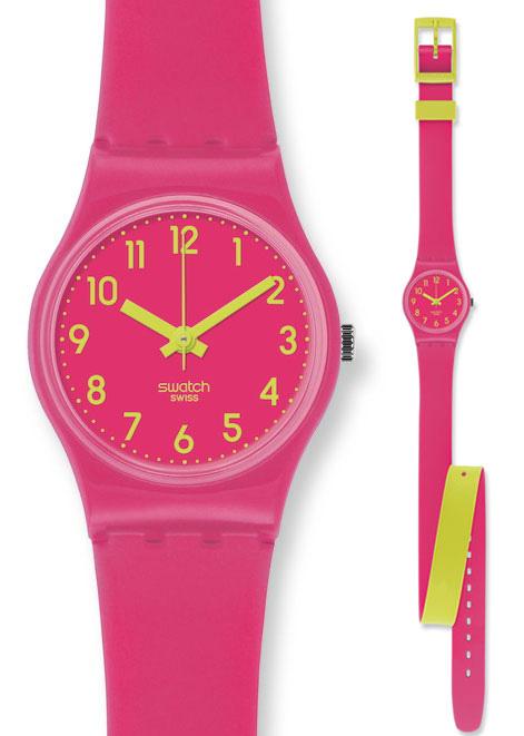 Swatch LP131 - zegarek damski