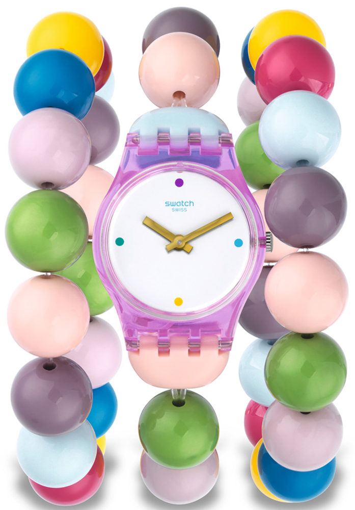 Swatch LP148A - zegarek damski