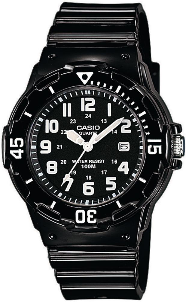Casio LRW-200H-1BVEF - zegarek męski