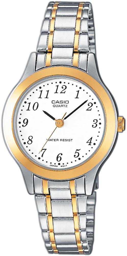 Casio LTP-1263G-7BEF - zegarek damski