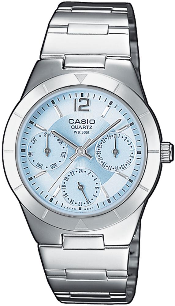 Casio LTP-2069D-2AV - zegarek damski