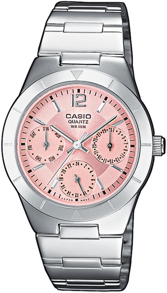 Casio LTP-2069D-4AV - zegarek damski
