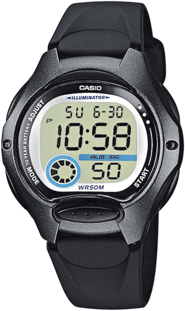 Casio LW-200-1BV - zegarek damski