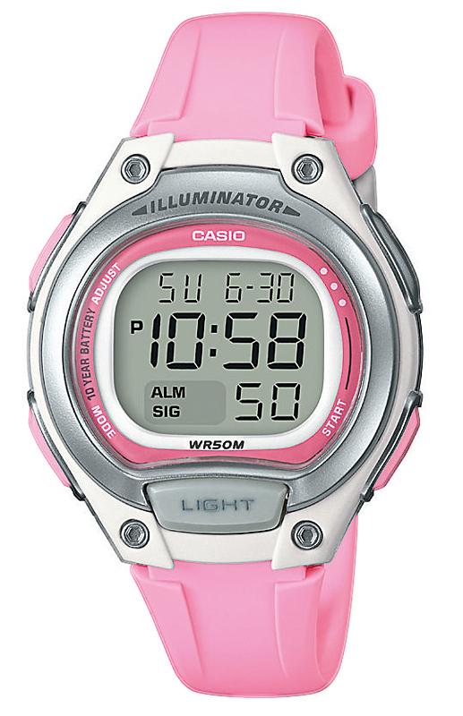 Casio LW-203-4AVEF - zegarek damski