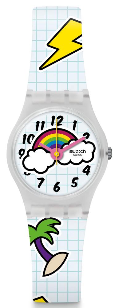 Swatch LW160 - zegarek dla dziewczynki