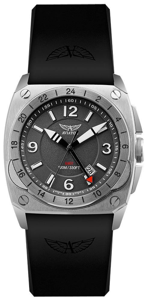 Aviator M.1.12.0.051.6 - zegarek męski