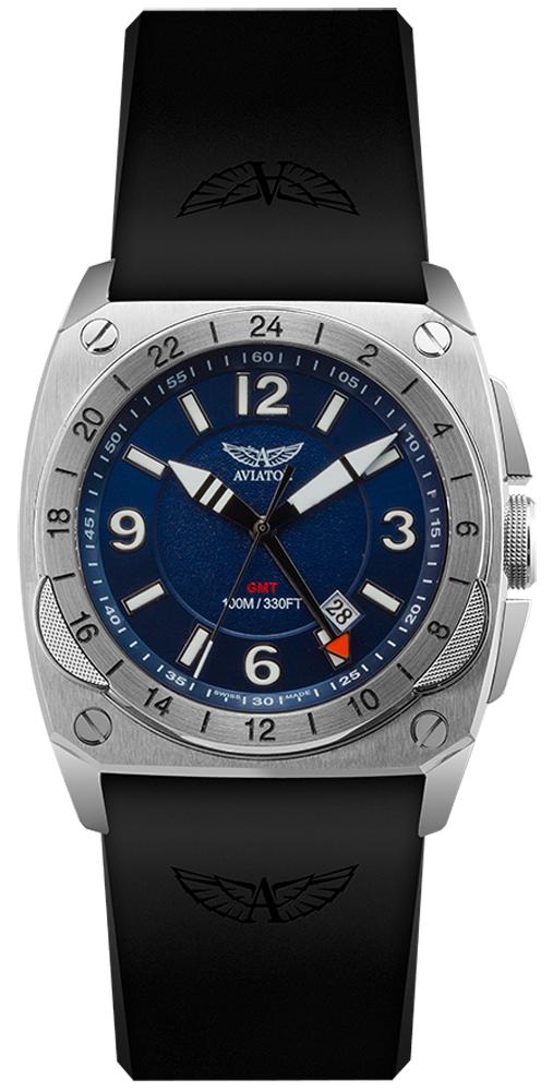 Aviator M.1.12.0.052.6 - zegarek męski