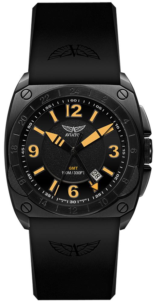 Aviator M.1.12.5.053.6 - zegarek męski