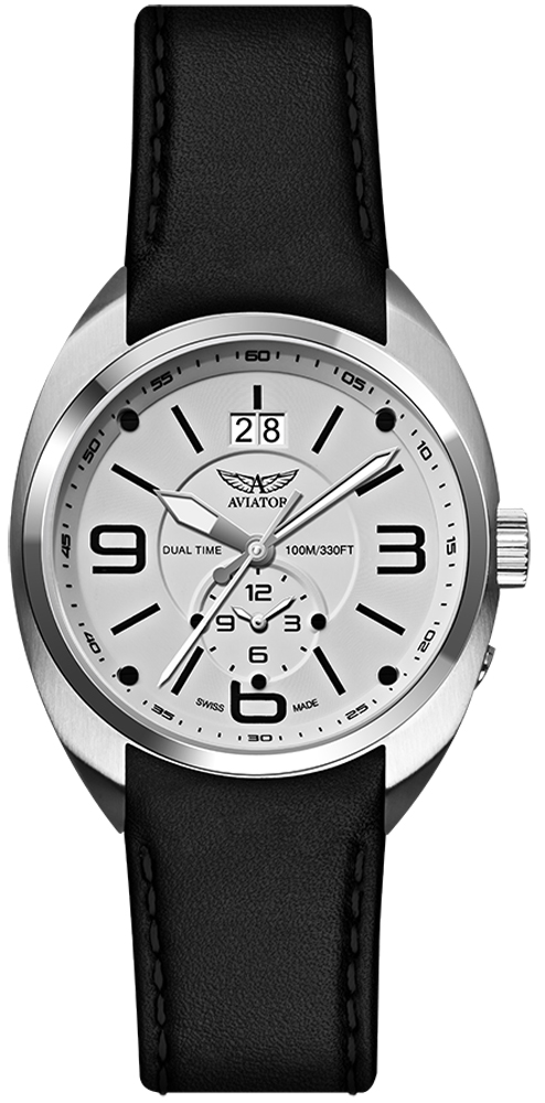 Aviator M.1.14.0.085.4 - zegarek męski