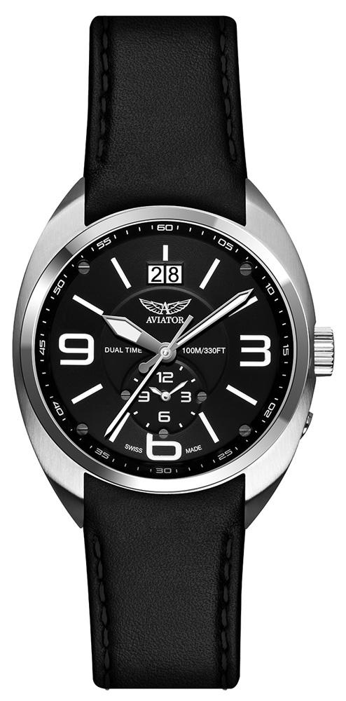 Aviator M.1.14.0.086.4 - zegarek męski