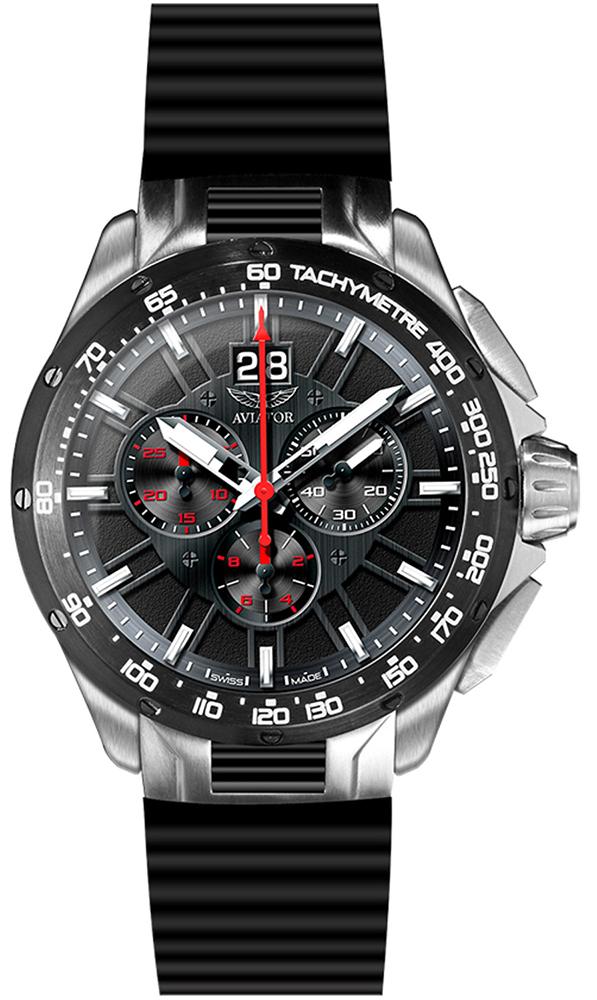 Aviator M.2.19.5.134.6 - zegarek męski