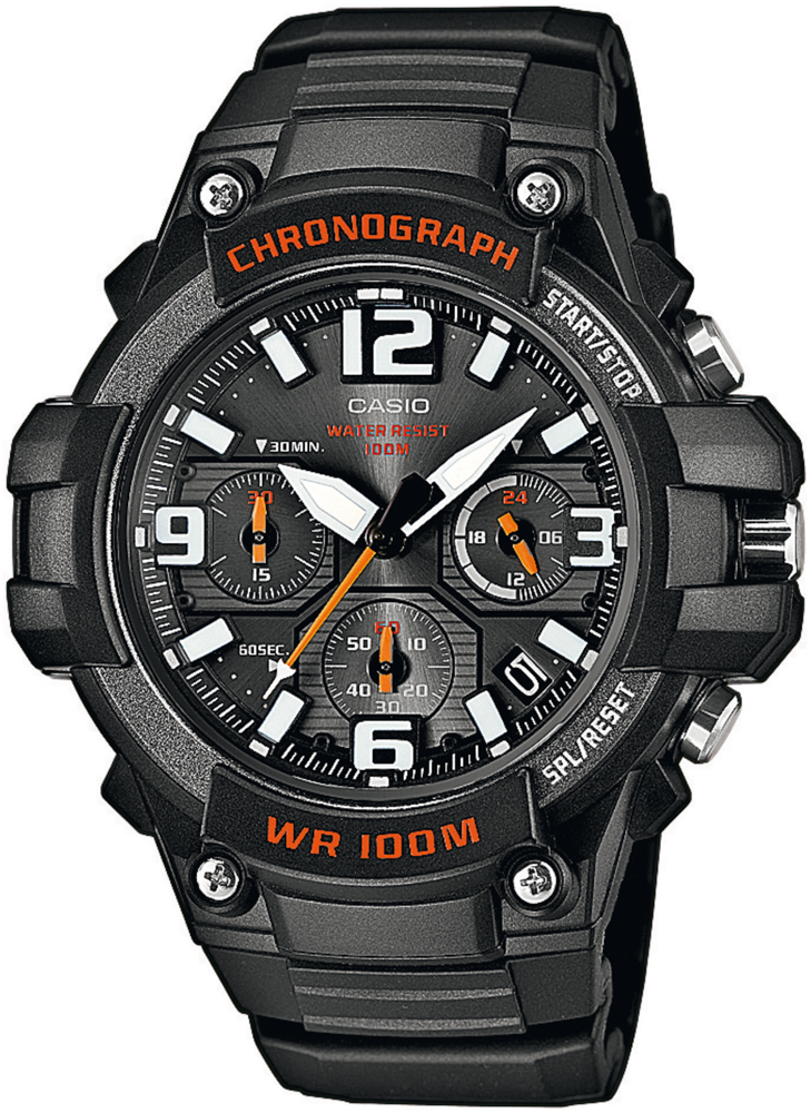 Casio MCW-100H-1AVEF - zegarek męski