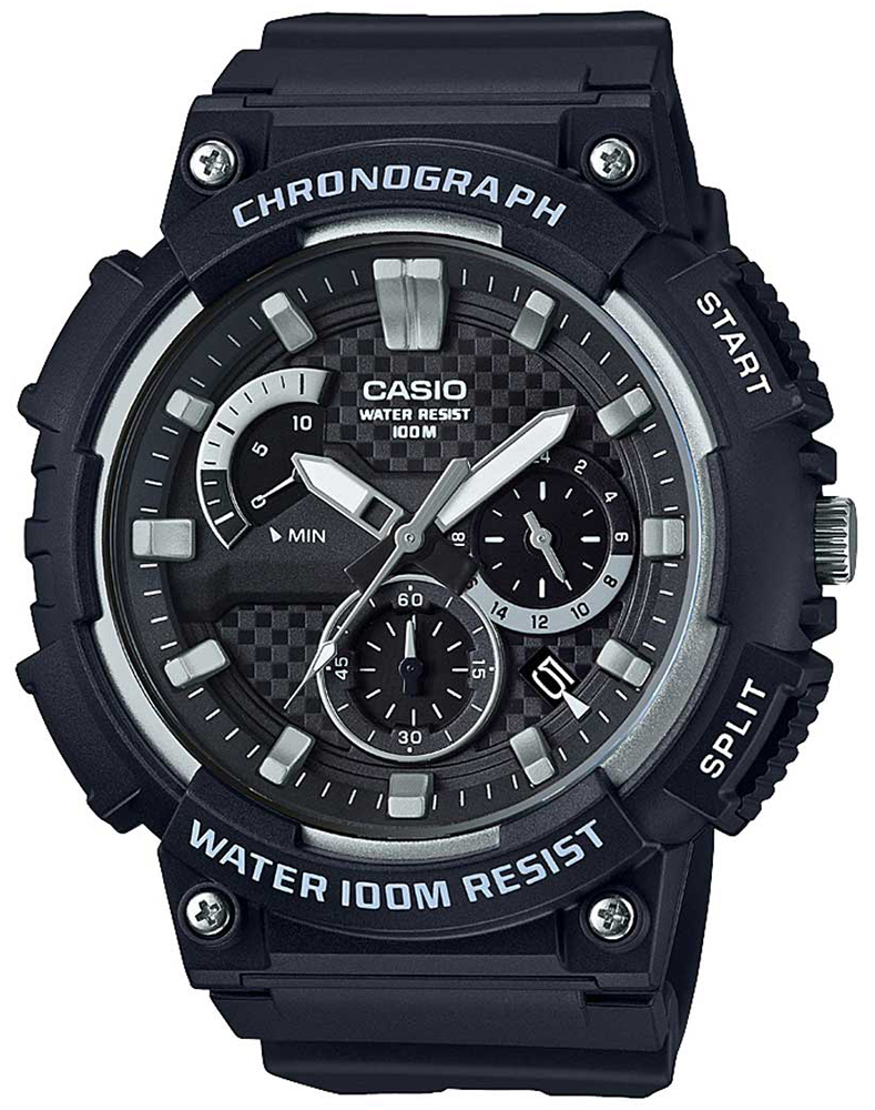 Casio MCW-200H-1AVEF - zegarek męski