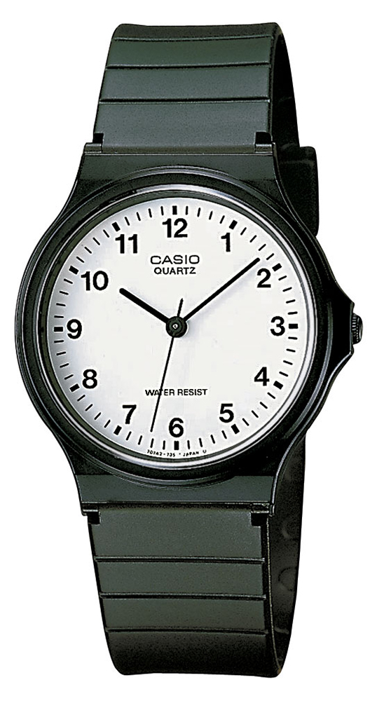Casio MQ-24-7BUM - zegarek dla chłopca
