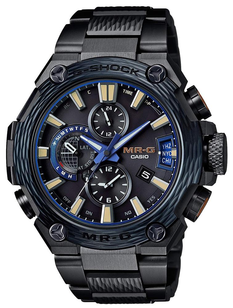 Casio G-SHOCK MRG-G2000HT-1ADR - zegarek męski