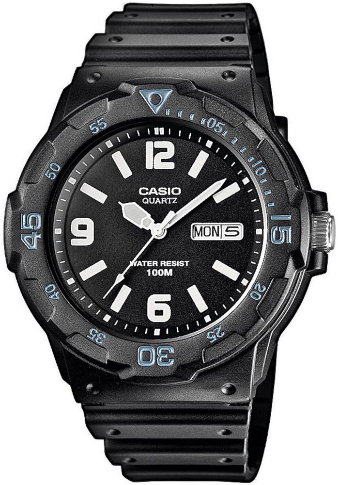 Casio MRW-200H-1B2VEF - zegarek męski