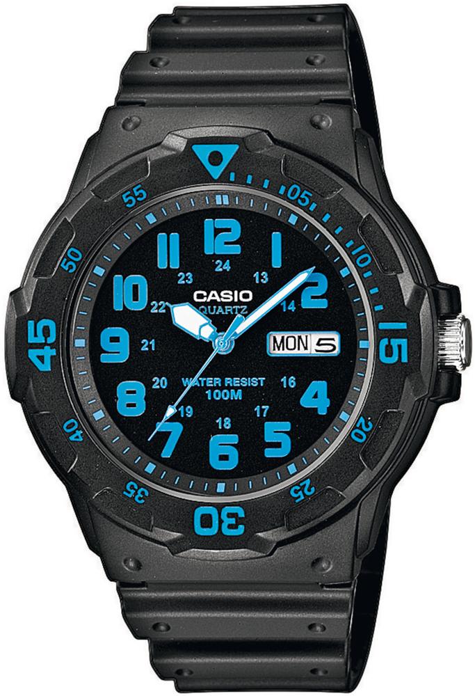 Casio MRW-200H-2BVEF - zegarek męski