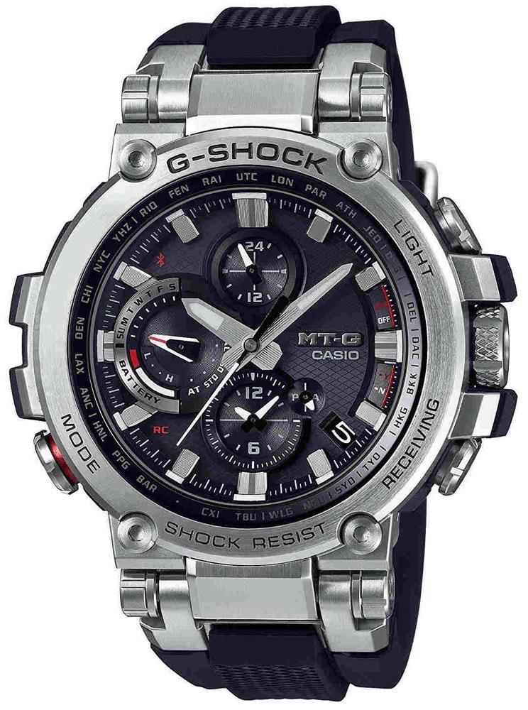 G-SHOCK MTG-B1000-1AER - zegarek męski