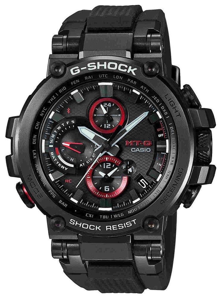 G-SHOCK MTG-B1000B-1AER - zegarek męski
