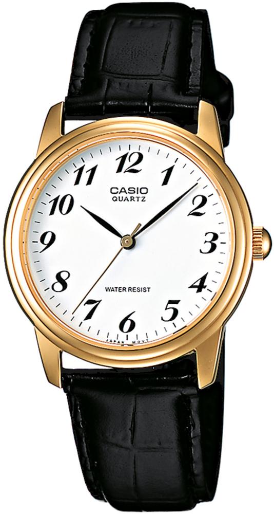 Casio MTP-1236GL-7BEF - zegarek męski