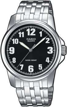 Casio MTP-1260D-1B - zegarek męski
