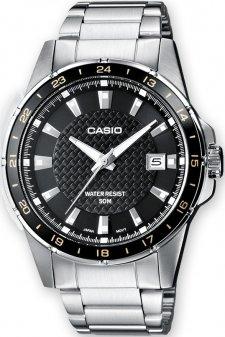 Casio MTP-1290D-1A2VEF - zegarek męski