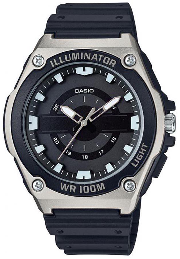 Casio MWC-100H-1AVEF - zegarek męski