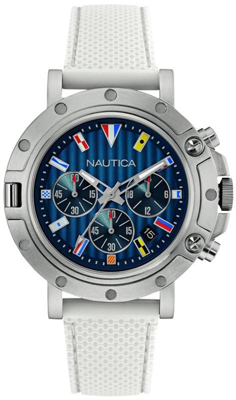 Nautica NAD17526G - zegarek męski
