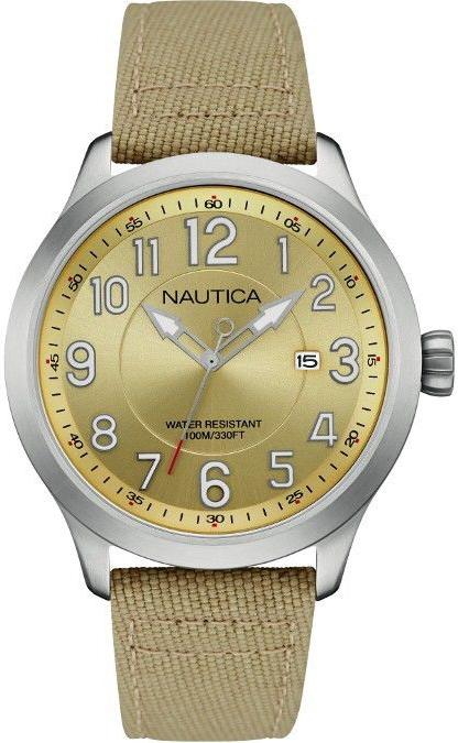Nautica NAI10500G - zegarek męski