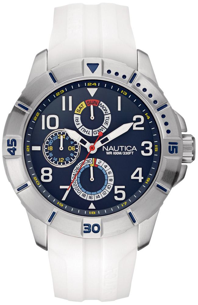 Nautica NAI12514G - zegarek męski