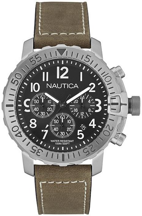 Nautica NAI18506G - zegarek męski