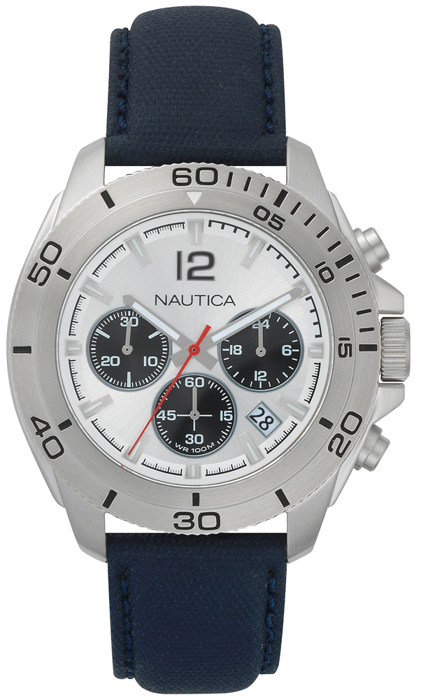 Nautica NAPADR001 - zegarek męski