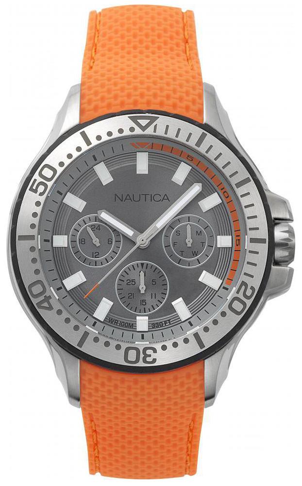Nautica NAPAUC002 - zegarek męski