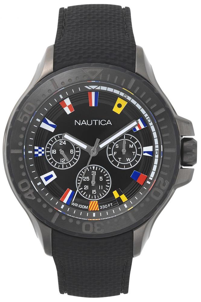 Nautica NAPAUC007 - zegarek męski