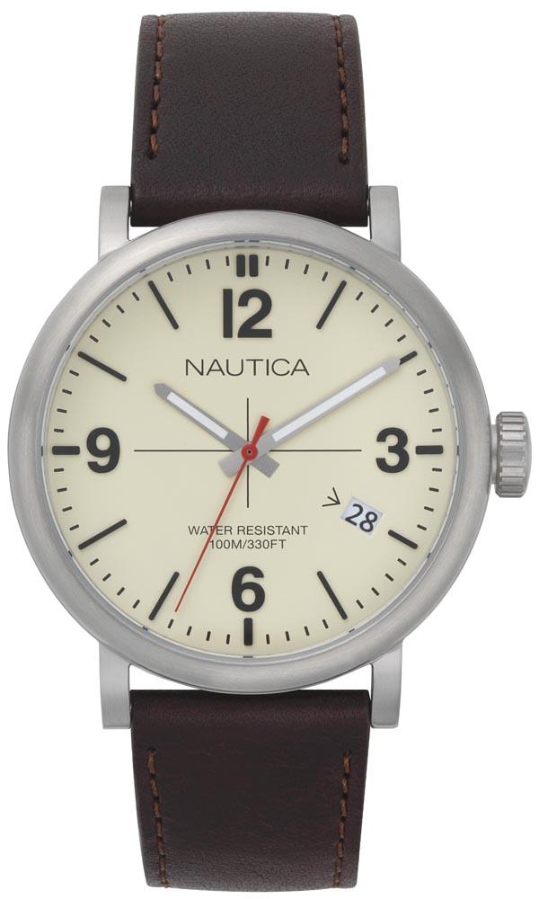 Nautica NAPAVT001 - zegarek męski