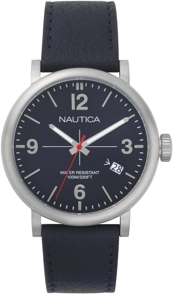 Nautica NAPAVT002 - zegarek męski