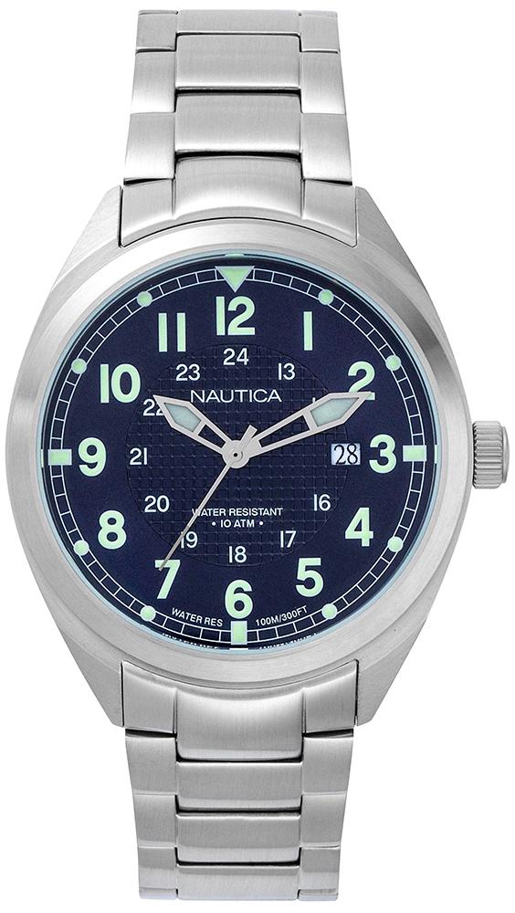 Nautica NAPBTP004 - zegarek męski