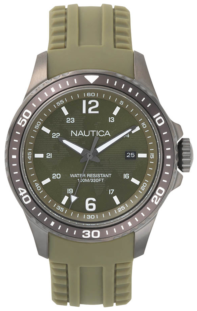 Nautica NAPFRB003 - zegarek męski