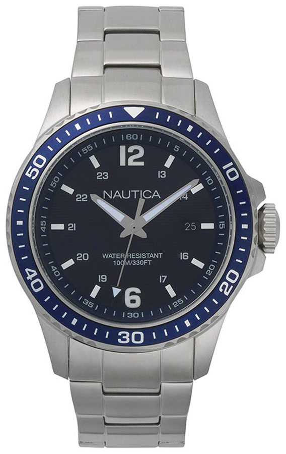 Nautica NAPFRB013 - zegarek męski
