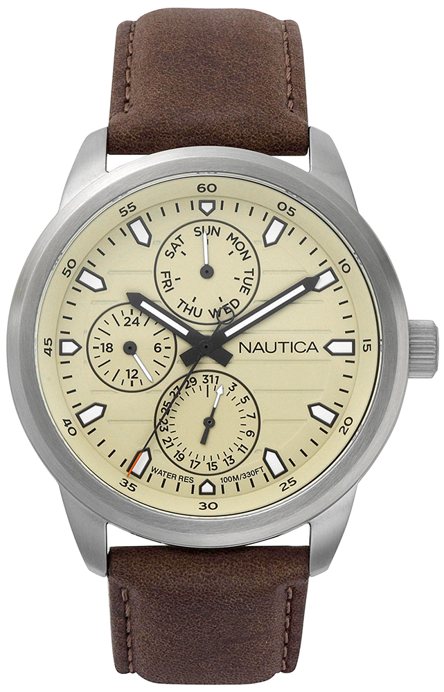 Nautica NAPFRL001 - zegarek męski