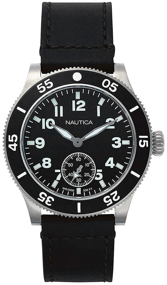 Nautica NAPHST002 - zegarek męski