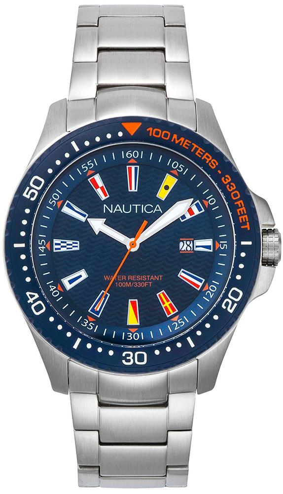 Nautica NAPJBC004 - zegarek męski