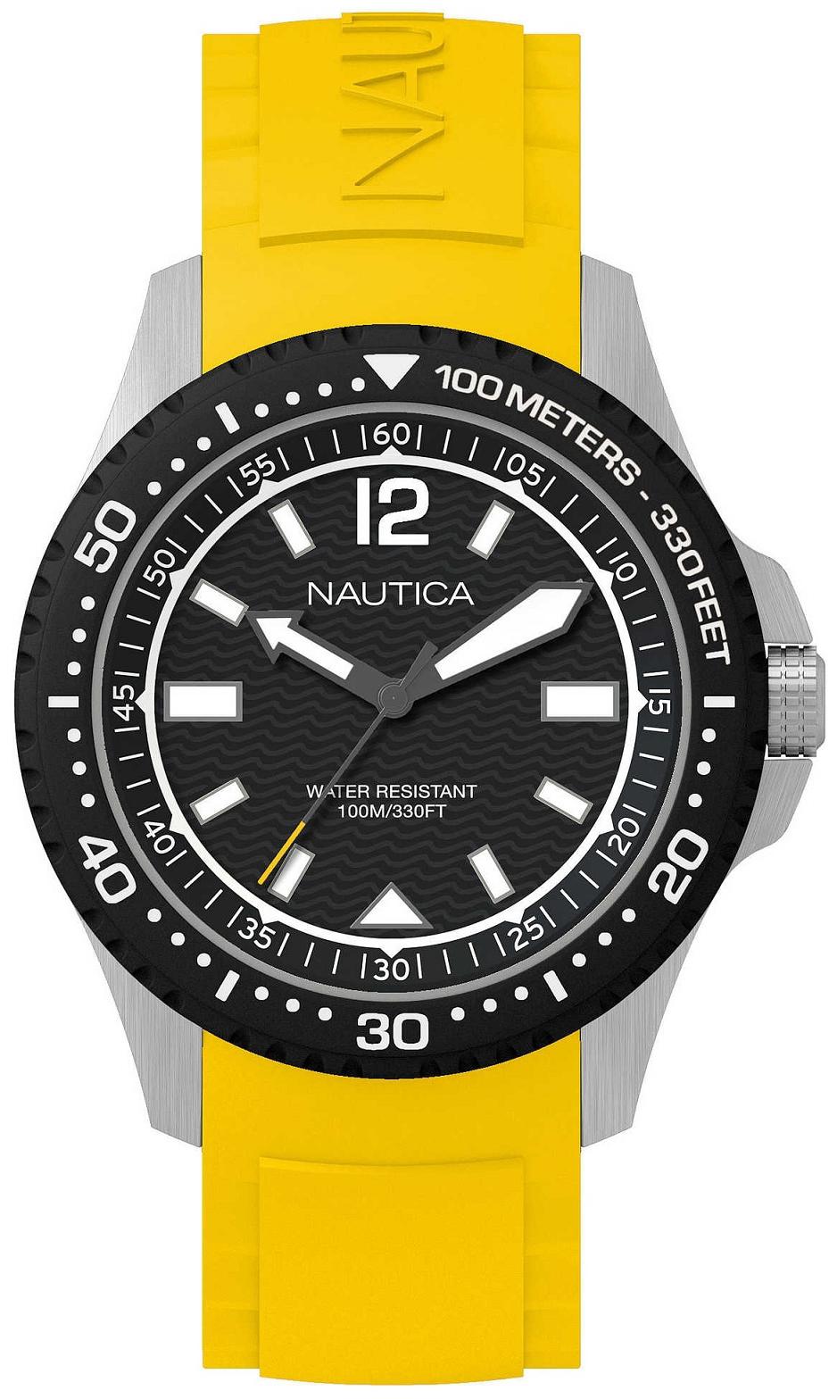 Nautica NAPMAU005 - zegarek męski