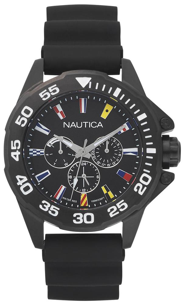 Nautica NAPMIA001 - zegarek męski