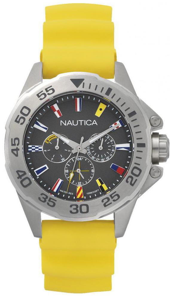Nautica NAPMIA003 - zegarek męski