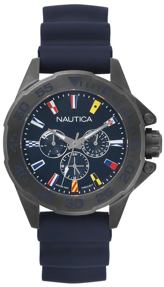 Nautica NAPMIA004 - zegarek męski