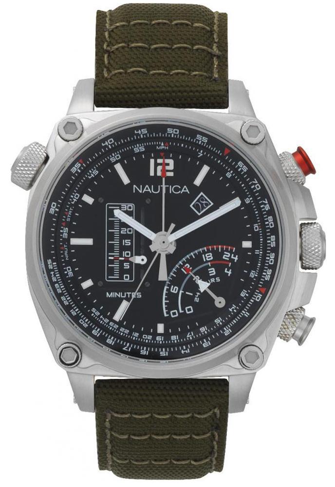 Nautica NAPMLR001 - zegarek męski