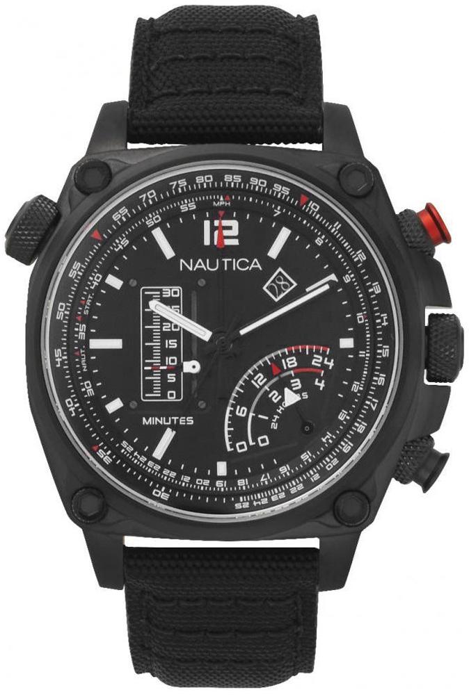Nautica NAPMLR003 - zegarek męski