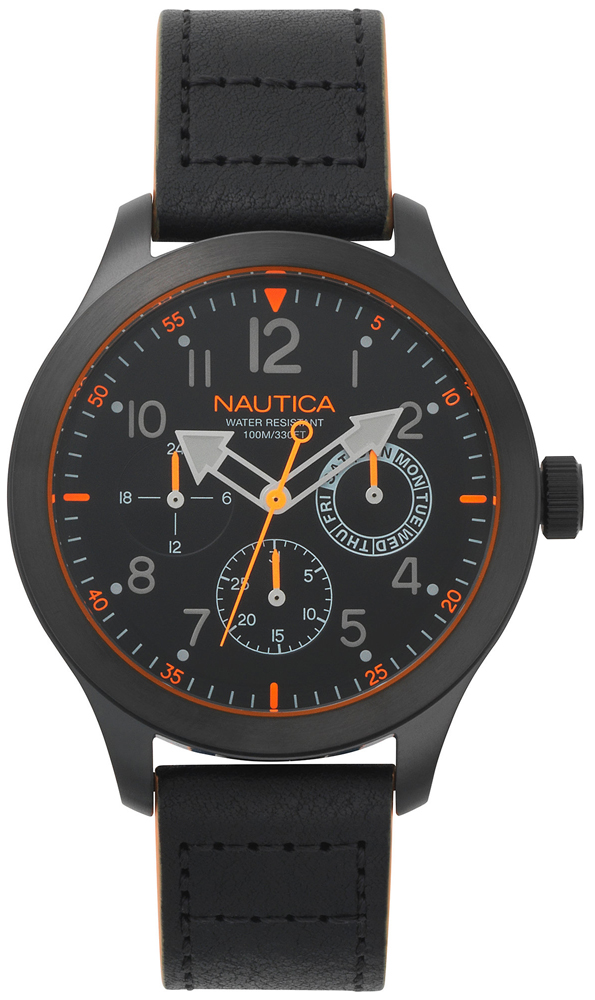Nautica NAPNRL002 - zegarek męski