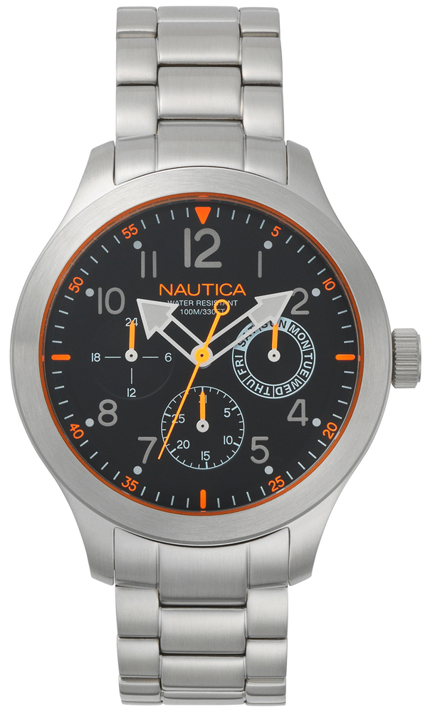 Nautica NAPNRL004 - zegarek męski